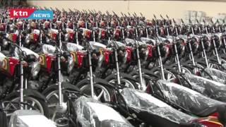 Car manufacturer Honda expands its scope to Burundi