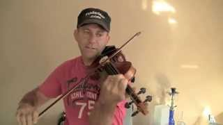 Double Stops on the Violin by Fiddlerman