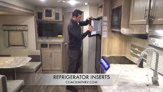 Catalina Feature Spotlight: Refrigerator Inserts