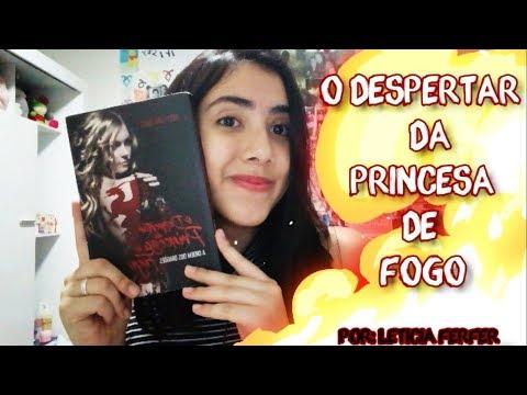 RESENHA | O despertar da princesa de fogo e a ordem dos dragões | Editora Pandorga| Leticia Ferfer
