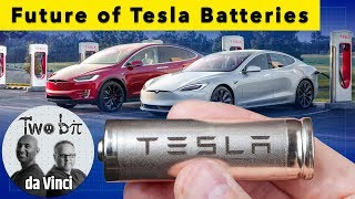 The Future of Tesla Batteries: Here's What you can Expect