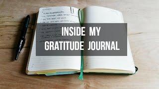 Using a Gratitude Journal