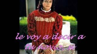 MICHAEL JACKSON GIRLFRIEND SUBTITULADA ESPAÑOL