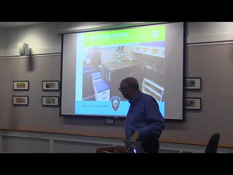 Police Commission - Night 1 / (Part 1/2) - Jim McClaren Police Facility Presentation