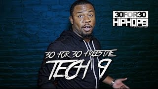 [Day 20] Tech 9 - 30 For 30 Freestyle