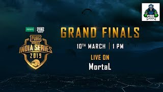 OPPO x PUBG MOBILE India Series Grand Finals' 2019