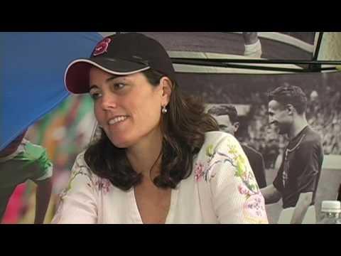 Julie Foudy 60 Second Interview