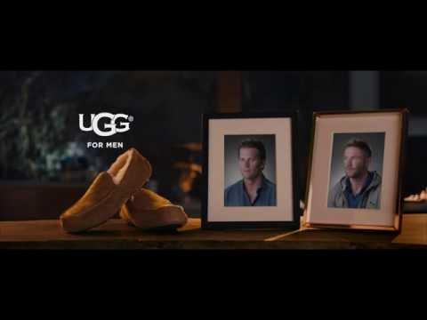 Comfort Under Pressure, UGG for Men Ad
