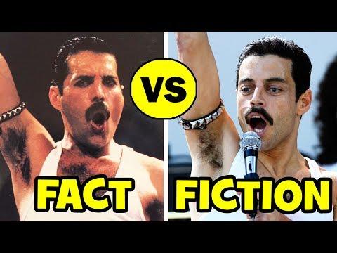 6 Ways Bohemian Rhapsody IGNORED Queen's TRUE STORY!