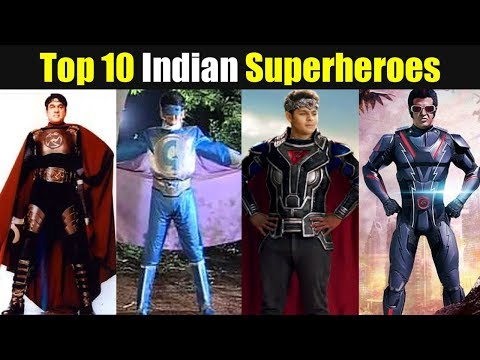 Baalveer Returns: Top 10 Indian Superheroes