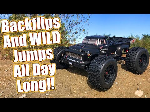 AWESOME 4WD RC Stunt Truck! – ARRMA Notorious 6S BLX Brushless 1/8 Truck Review | RC Driver