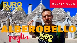 Alberobello Italy (I did NOT see this coming!!!!)