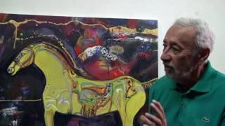 Rolando Quero conversa con Ramón Belisario en Arte Final 2016