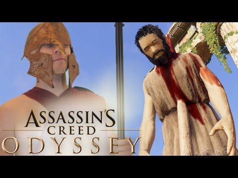 АССАСИНА БОЛЬШЕ НЕТ! - Assassin's Creed Odyssey