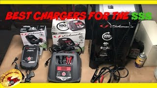 What Car & Truck Battery Chargers are BEST!......For the DIYer?