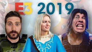 Keanu, Halo, Zelda: Our E3 2019 Highlights - Dude Soup Podcast #230