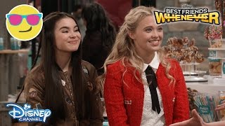 Best Friends Whenever | Working Nine to Fudge | Official Disney Channel UK