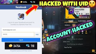 How To Hack Free Fire ID With UID 2021   How To Hack Free Fire ID  Free Fire ID Hack Kaise Kare 2021