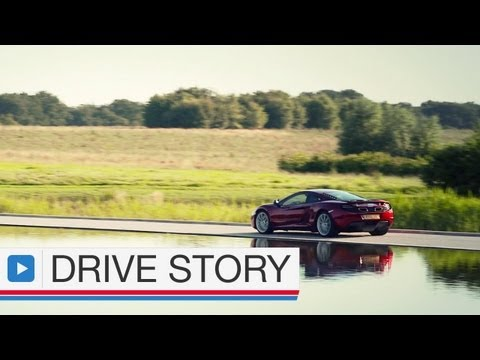 McLaren MP4-12C Drive Story from Woking to the Louwman Museum, The Hague | Jon Quirk
