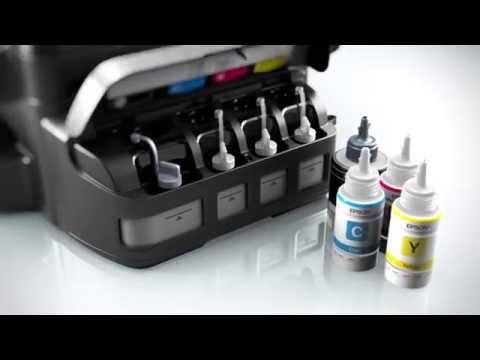 EcoTank L655 Multifunction InkTank Printer | Ink Tank System