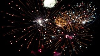 preview picture of video 'Jackson, Ohio Fireworks 2011'
