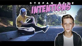 Justin Bieber - Intentions (Stefan Benz Cover)