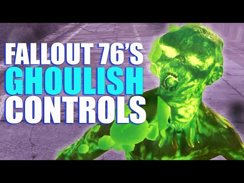 Fallout 76's PC Controls Are A Mess – Steam Punks