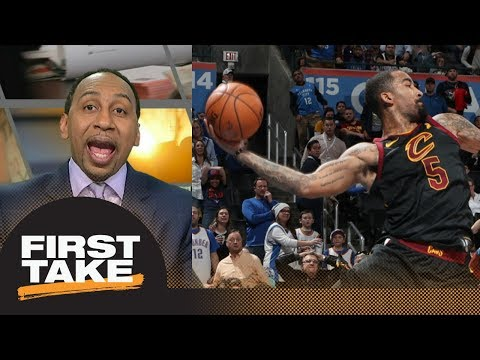 Stephen A. Smith reveals what alarms him about the new-look Cavaliers | First Take | ESPN