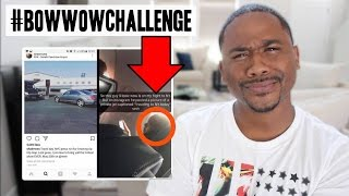 The Internet ROASTS Bow Wow for LYING On Instagram! #BowWowChallenge
