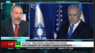Golan Heights recognition provokes Middle East tensions
