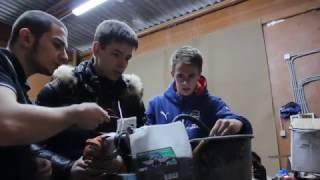 Neftegaz Engineering Испытание масляной системы