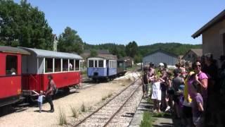 preview picture of video 'Voies Ferrées du Velay'