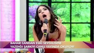 Bahar Candan Dan Dondurma şarkısı