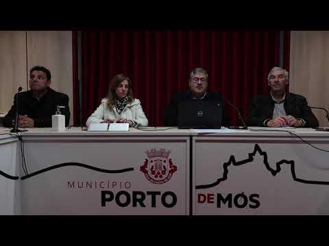 Comunicado Presidente da Câmara Municipal de Porto de Mós - COVID-19 - 15-03-2020
