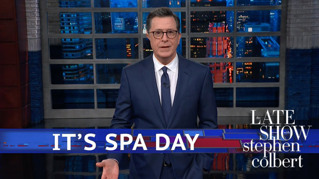Stephen Isn't Above Doing Massage Parlor Jokes thumbnail