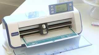 Brother ScanNCut - The Worlds First Home & Hobby Cutting Machine