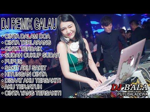 DJ FUNKOT GALAU CINTA DALAM DOA ( HOUSE MUSIC REMIX )