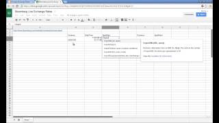How to Scrape Data From the Web Using Google Spreadsheet