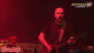 Barón Rojo/Son Como Hormigas. Barón Rojo en Cali. Antares El Mejor Rock