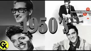 Top songs 50s Part 1 (Best music hits HD)