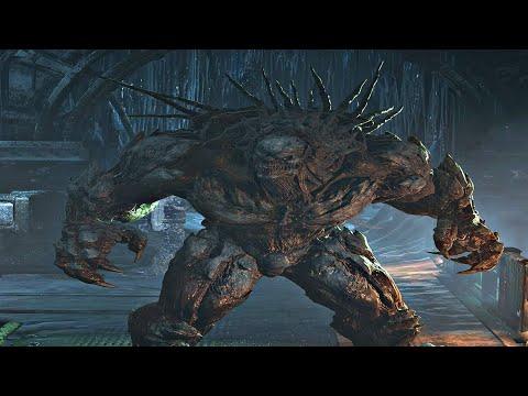 GEARS 5 - Matriarch Boss Fight (Gears of War 5 2019)