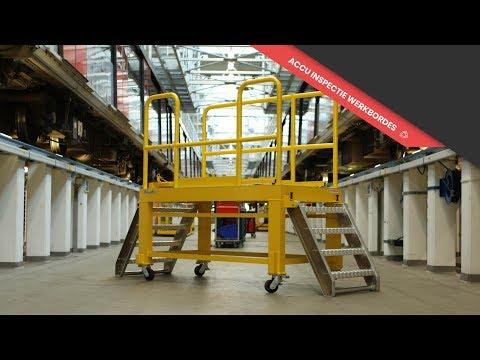 Accu Inspectie Werkbordes // Blom Opmeer
