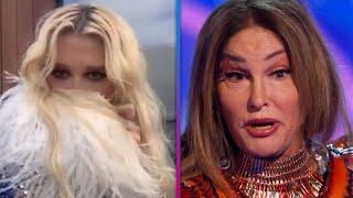 Kesha CRINGES Watching Caitlyn Jenner's 'TiK ToK' Cover