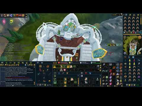 New runescape 3 abilities: ingenuity of the humans and limitless!!!