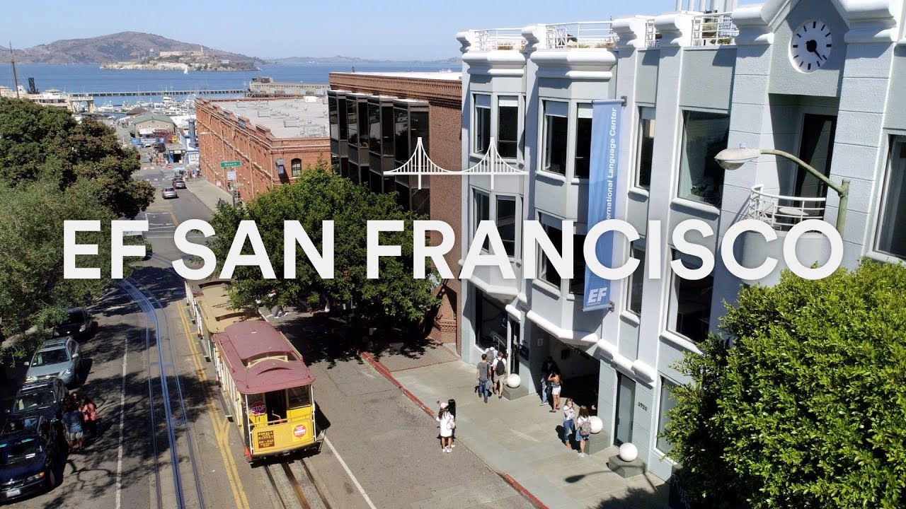 EF San Francisco – Campus Tour