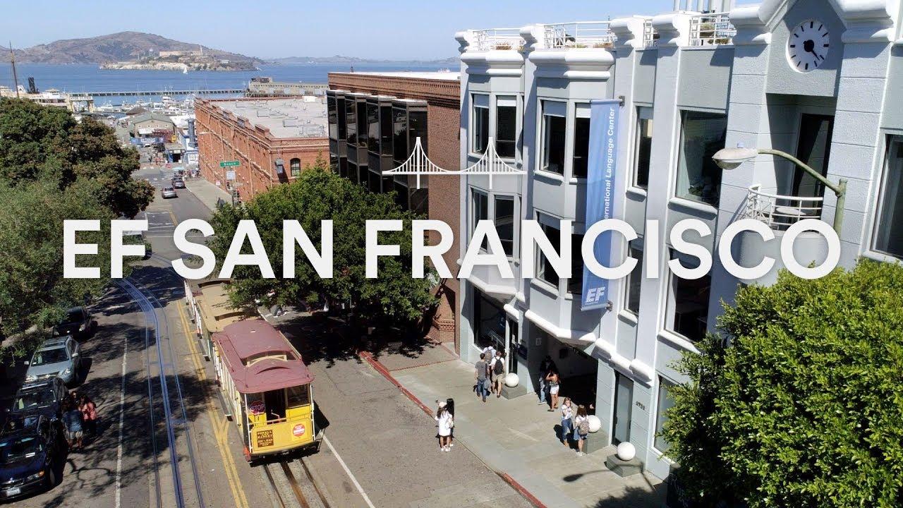 EF San Francisco – Campus Tour