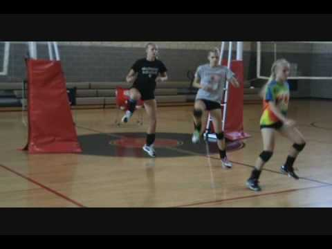 Preview video volleyball dynamic warm up