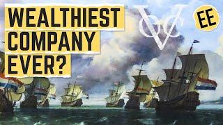 The Economics of the Dutch East India Company