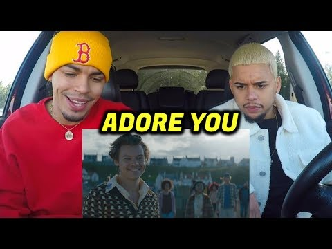 Harry Styles - Adore You (Official Video) REACTION REVIEW