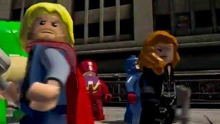 Minisatura de vídeo nº 1 de  LEGO Marvel Vengadores
